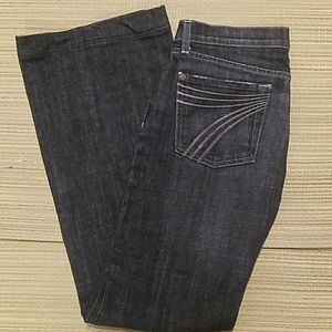 7 FOR ALL MANKIND WOMEN'S JEANS 28